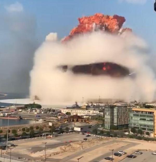 Beirutin pamaus: suunnitelma vuodelta 2005