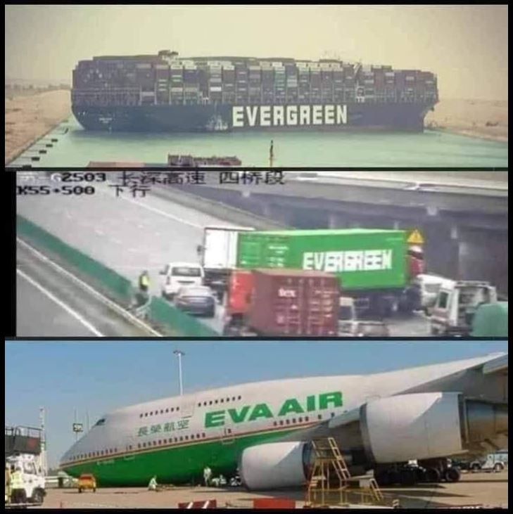 Evergreen, osa 3