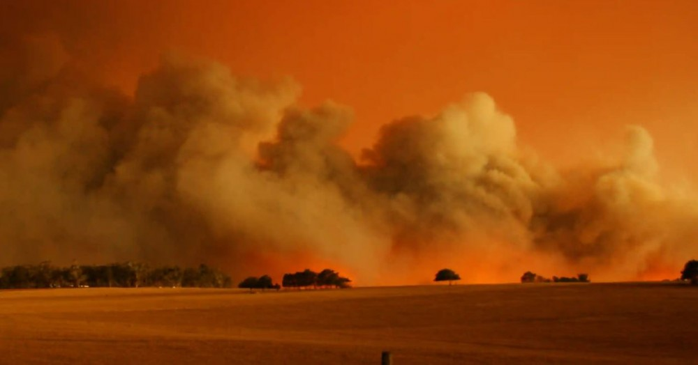 Ihmisen aiheuttama ilmaston lämpeneminen