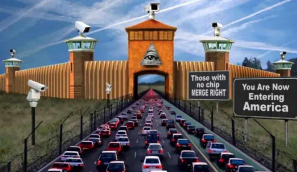 Keskitysleiri nimeltä Amerikka