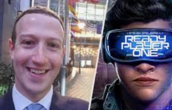 Neljäs teollinen vallankumous ja Facebook