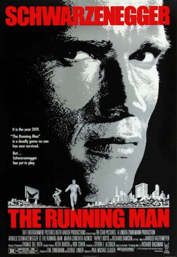 """The Running Man"""